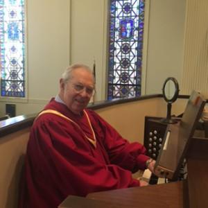 Russell Mathews - Organist, CBC 1-31-16